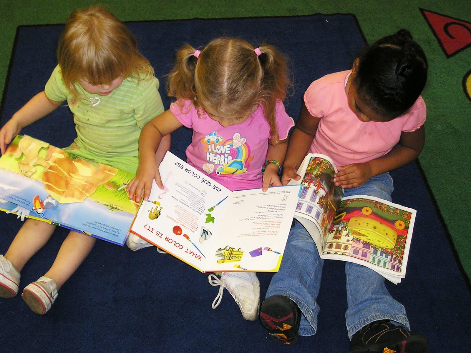pre reading 1 - Reading Program For Kindergarten